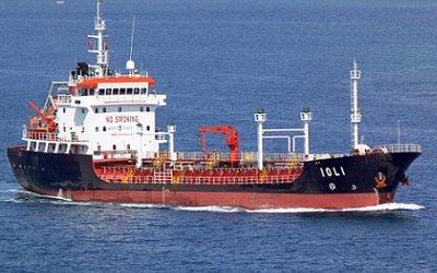 Iran Bitumen tanker vessel