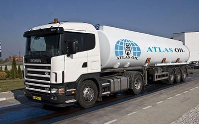 Iran Bitumen Truck Tanker